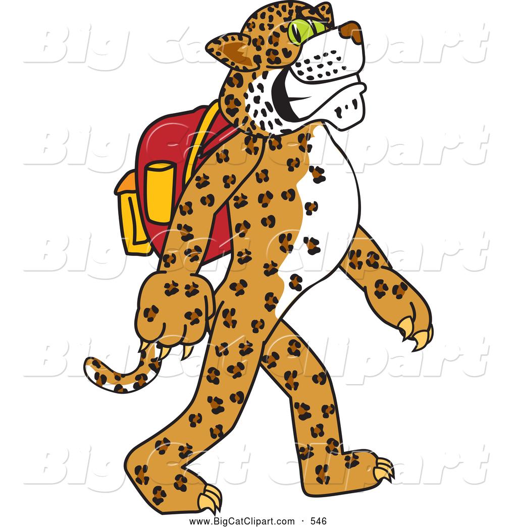 cute jaguar clipart - photo #14