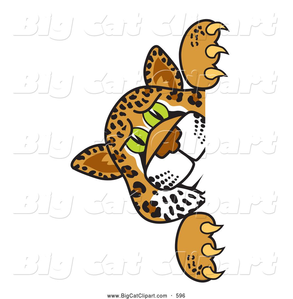 cute jaguar clipart - photo #35