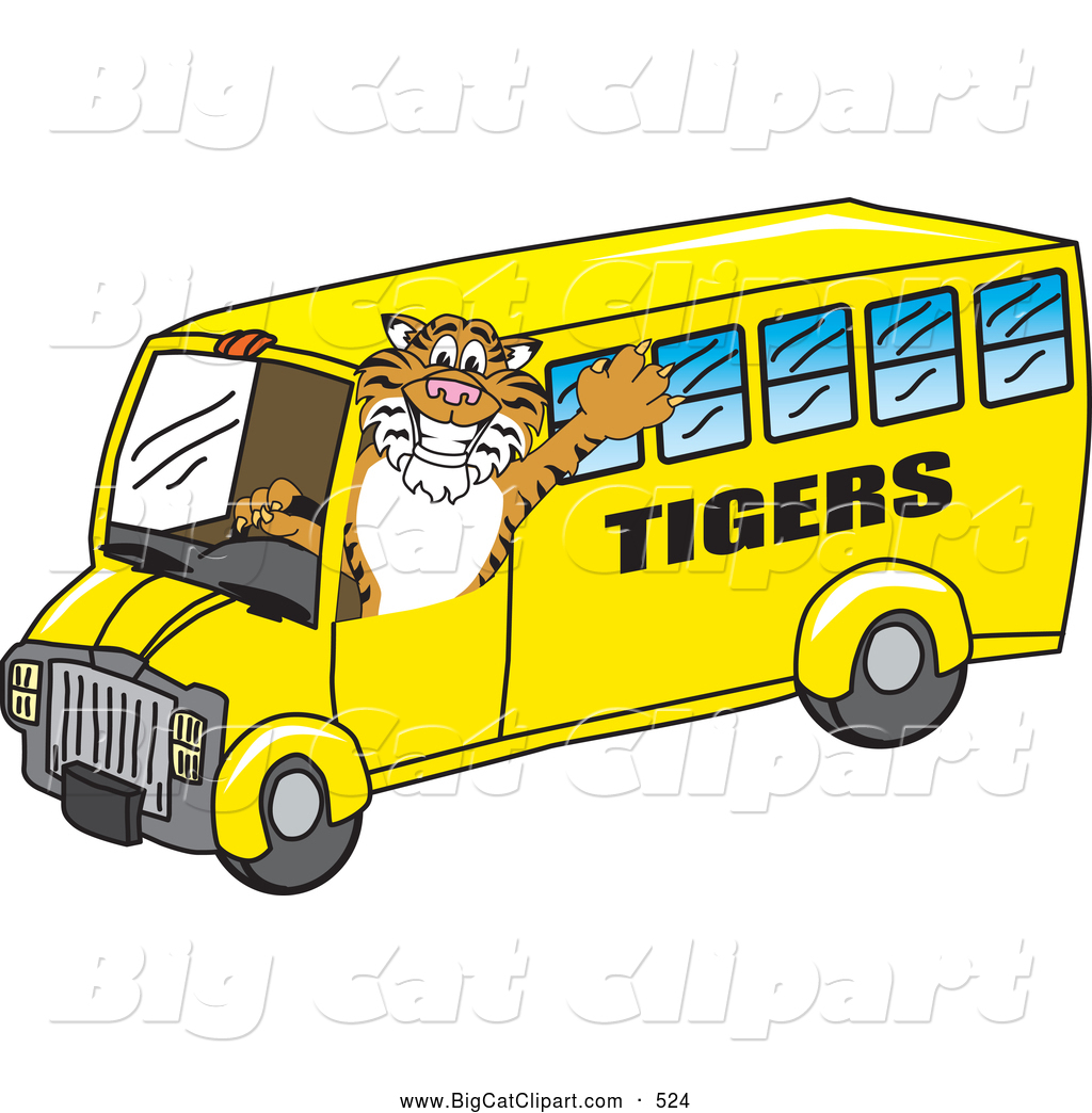 clipart school bus field trip - photo #50