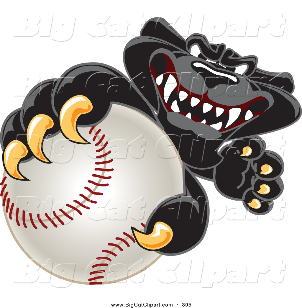 Hawks Baseball Clip Art for Pinterest