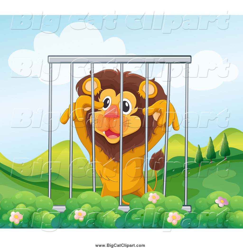 cat cage clipart - photo #3