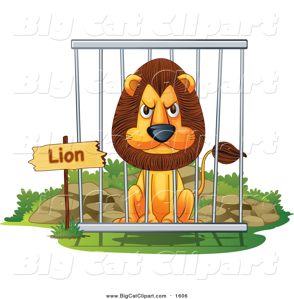 cat cage clipart - photo #25