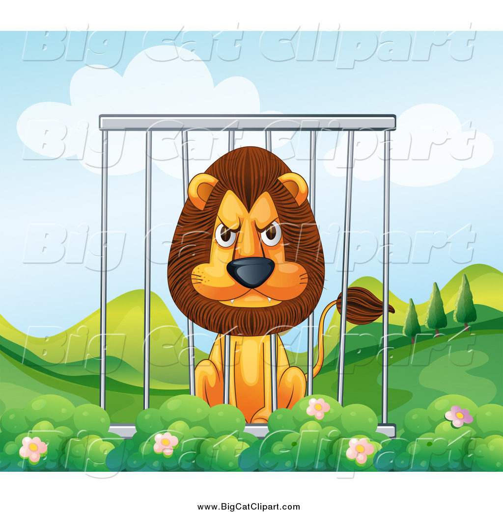 cat cage clipart - photo #15
