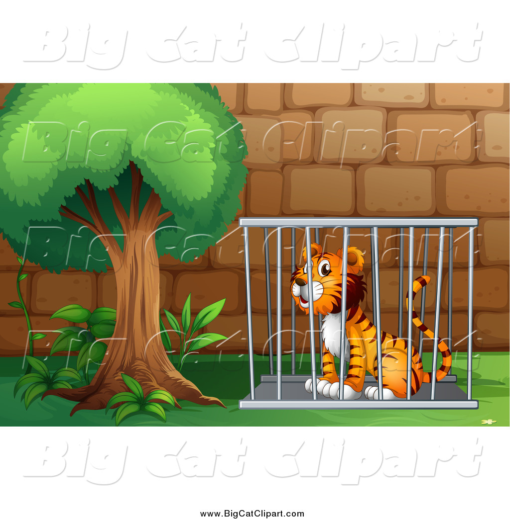 cat cage clipart - photo #41