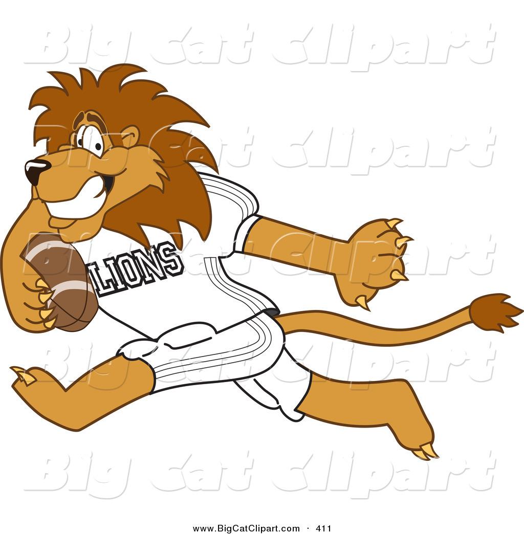 football mascot clipart free - photo #45