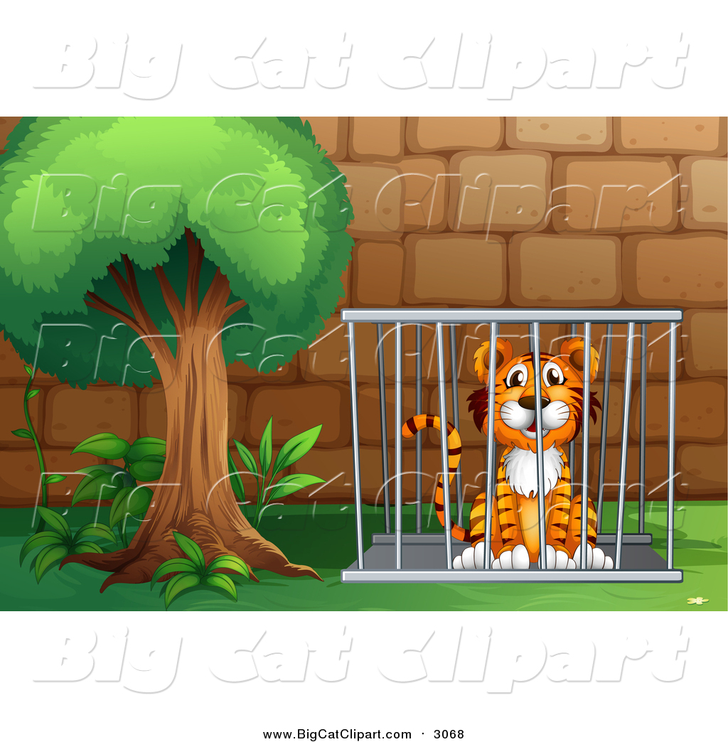 cat cage clipart - photo #46